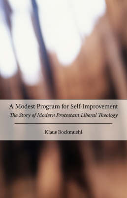 A Modest Program for Self-Improvement (Paperback)