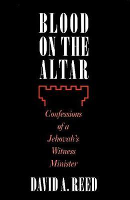 Blood On The Altar (Hardback)
