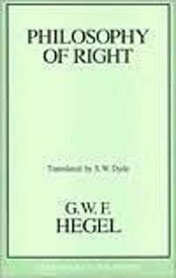 Philosophy of Right (Paperback)