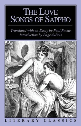 The Love Songs Of Sappho (Paperback)