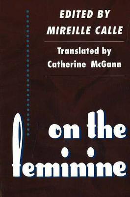On The Feminine (Paperback)