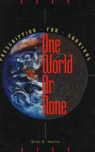 One World Or None (Paperback)