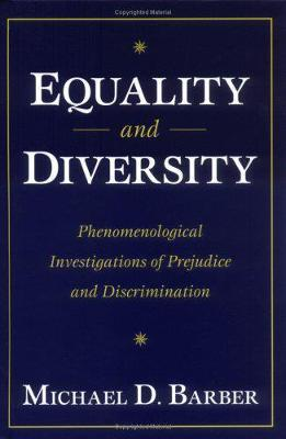 Equality And Diversity (Hardback)