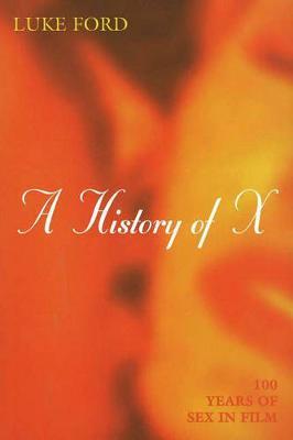 A History Of X, A (Hardback)