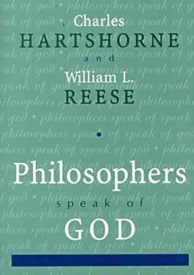 Philosophers Speak Of God (Paperback)