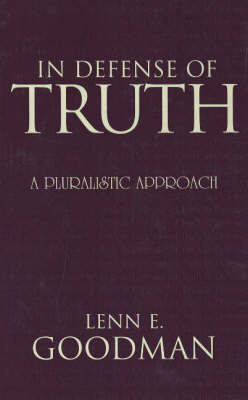 In Defense Of Truth (Hardback)
