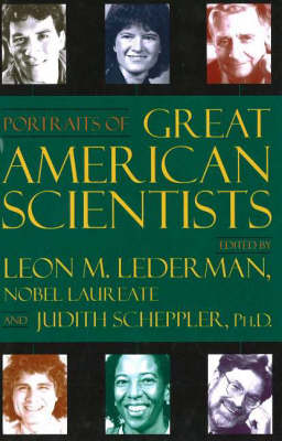 Portraits Of Great American Scientists (Hardback)
