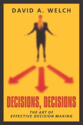 Decisions, Decisions (Paperback)