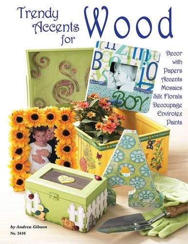 Trendy Accents for Wood (Paperback)