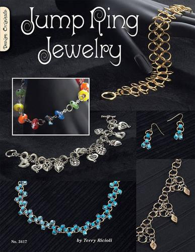 Jump Ring Jewelry: The Beginner's Guide to Chain Maille (Paperback)