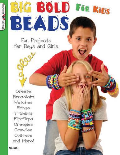 Big Bold Beads for Kids (Paperback)
