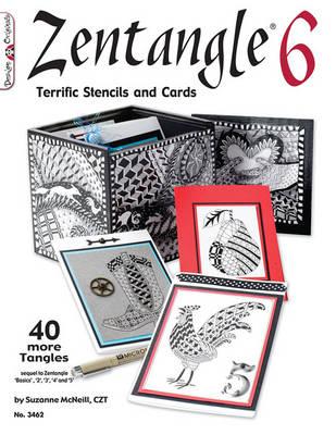 Zentangle 6 (Paperback)