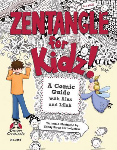 Zentangle for Kidz (Paperback)