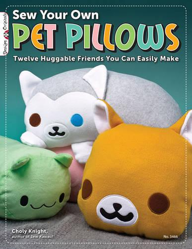 Sew Your Own Pet Pillows (Paperback)