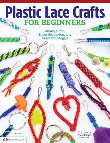 Plastic Lace Crafts for Beginners (Paperback)