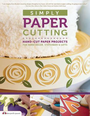 Simply Paper Cutting (Paperback)