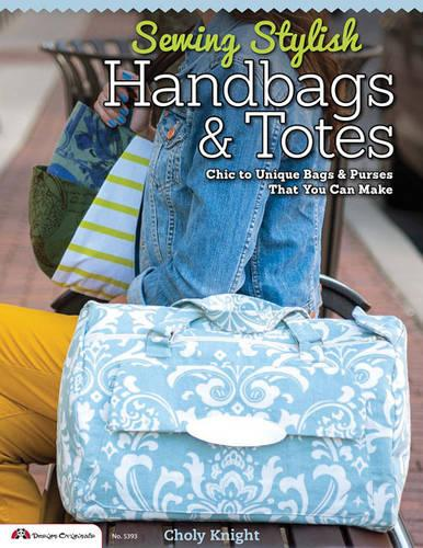Sewing Stylish Handbags & Totes (Paperback)