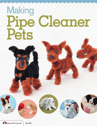 Making Pipe Cleaner Pets (Paperback)