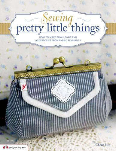 Sewing Pretty Little Things (Paperback)