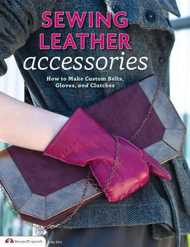 Sewing Leather Accessories (Paperback)