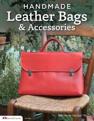 Handmade Leather Bags & Accessories - Design Originals 5036 (Paperback)