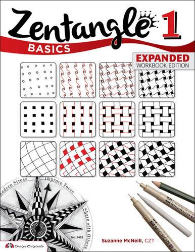 Zentangle Basics, Expanded Workbook Edition (Paperback)
