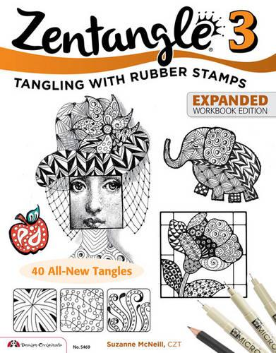 Zentangle 3 Expanded Workbook Edition Paperback
