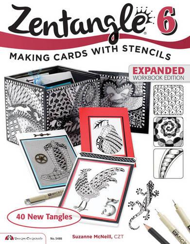 Zentangle 6, Expanded Workbook Edition (Paperback)