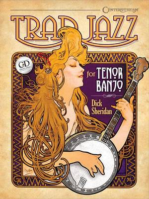 Sheridan Dick Trad Jazz For Tenor Banjo Bjo Tab Book/Cd (Paperback)