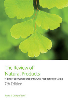 The Review of Natural Products (Paperback)