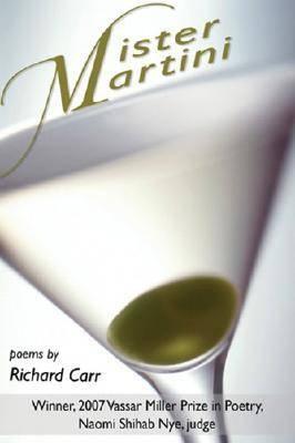 Mister Martini - Vassar Miller Prize in Poetry (Paperback)