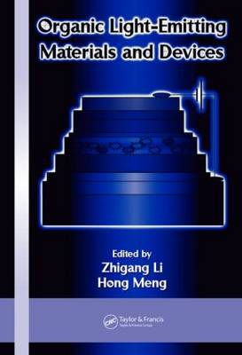 Organic Light-Emitting Materials and Devices (Hardback)