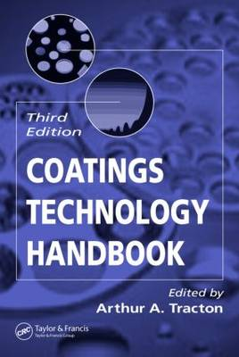 Coatings Technology Handbook (Hardback)