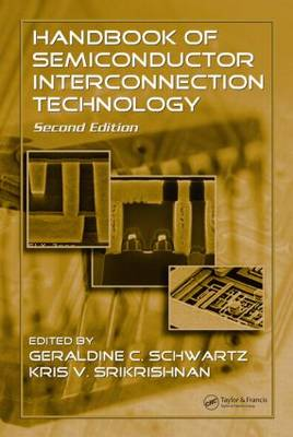 Handbook of Semiconductor Interconnection Technology, Second Edition (Hardback)