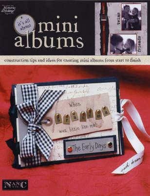 It's All About Mini Albums (Paperback)