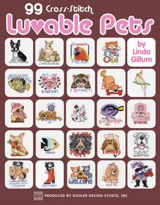 99 Cross Stitch Luvable Pets (Paperback)