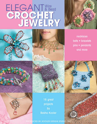 Elegant Wire and Bead Crochet Jewelry (Paperback)