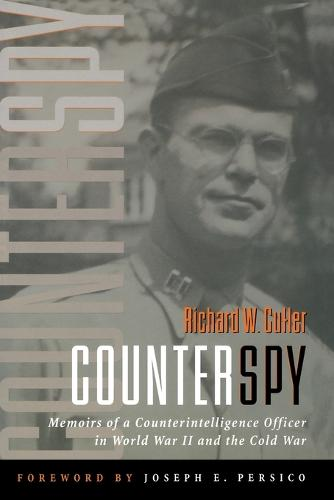 Counterspy: Memoirs of a Counterintelligence Officer in World War II and the Cold War (Paperback)