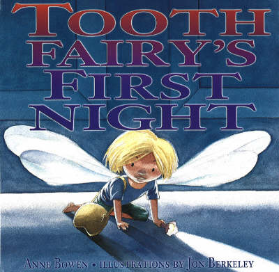 Tooth Fairy's First Night (Hardback)