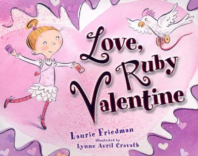 Love, Ruby Valentine (Hardback)