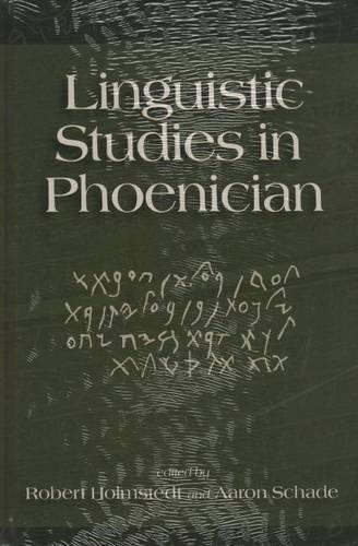 Linguistic Studies in Phoenician (Hardback)