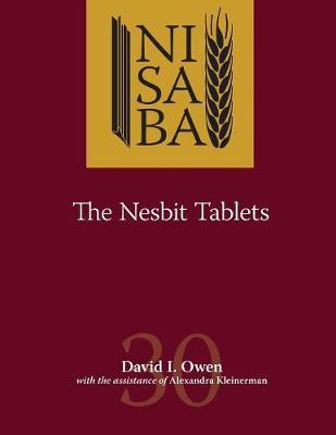 The Nesbit Tablets - Nisaba (Paperback)