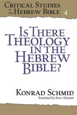 Is There Theology in the Hebrew Bible? (Paperback)
