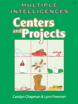 Multiple Intelligences Centers and Projects (Paperback)