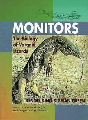 Monitors: the Biology of Varanid Lizards (Paperback)