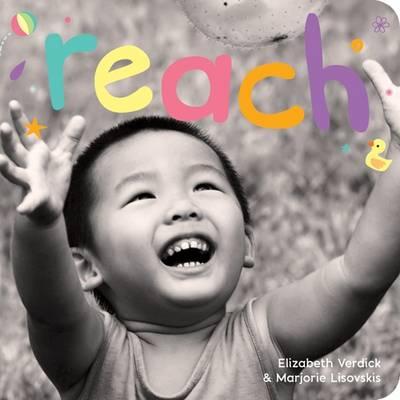 Reach - Happy Healthy Baby (Board book)