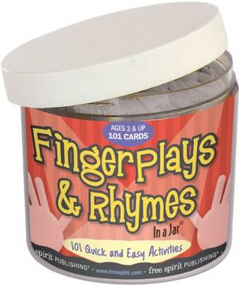 Fingerplays & Rhymes - In a Jar