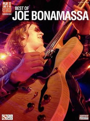 Joe Bonamassa: Best Of (TAB) (Paperback)