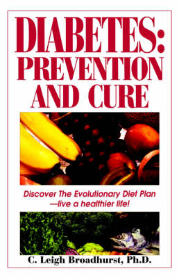 Diabetes: Prevention and Cure (Paperback)