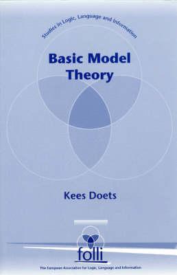 Basic Model Theory - Studies in Logic, Language & Information (Paperback)